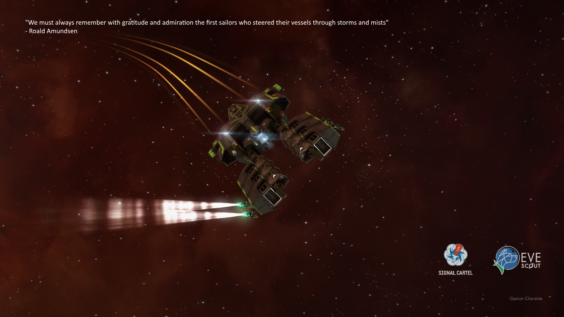 Cloaked In A Hole – Tales of an Eve Online explorer